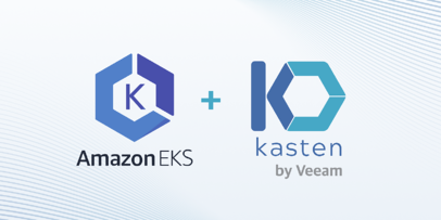 Blog Cross-Cluster Application Migration and Disaster Recovery for AWS EKS Using Kasten K10 by Michael Cade 5