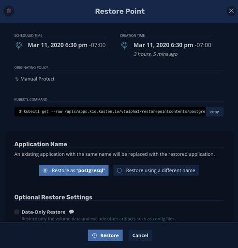 Restoring PostgreSQL-2-4