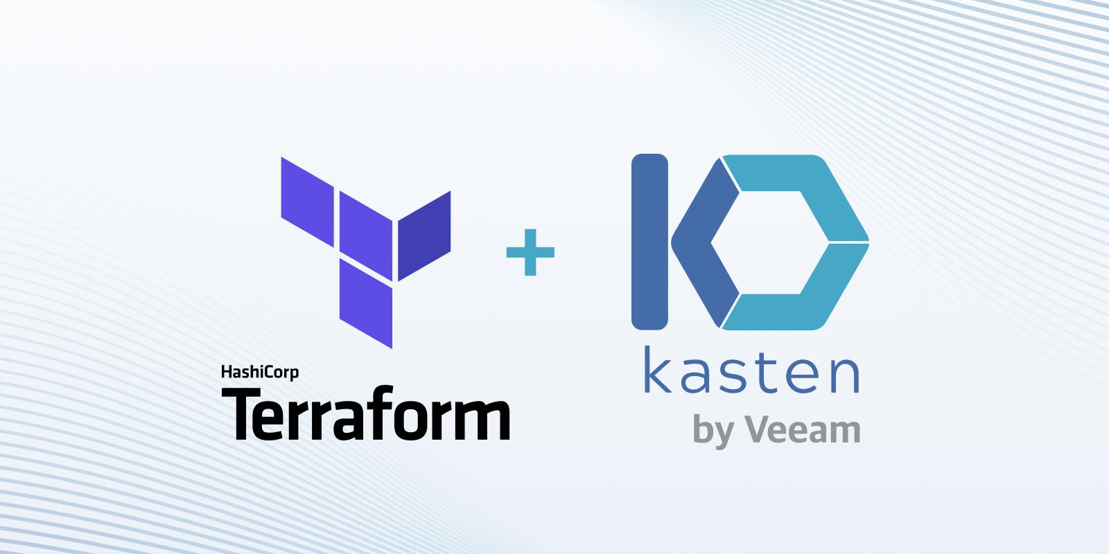 Blog-Installing Kasten K10 using Terraform by Moritz Kneilmann