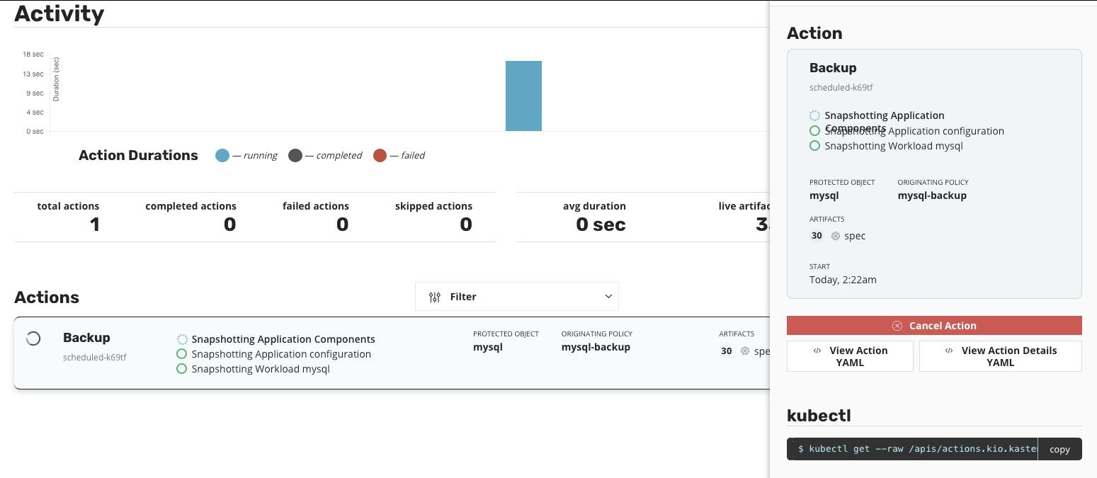 backup-application-actions-dashboard-kasten