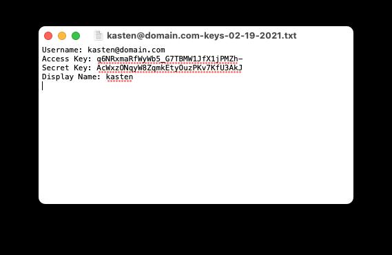 kasten domain
